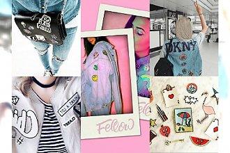 HOT: Naszywki hitem lata 2016 - Sięgnij po najnowsze inspiracje z Instagram