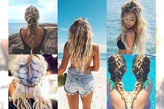 Plażowe włosy, którym się nie oprzesz! TOP 20 fryzur do wypróbowania w tym sezonie