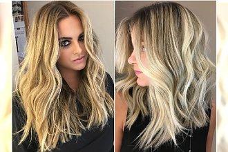 Blond sombre - super trend na lato! Rozświetla, odmładza, optycznie zwiększa objętość włosów