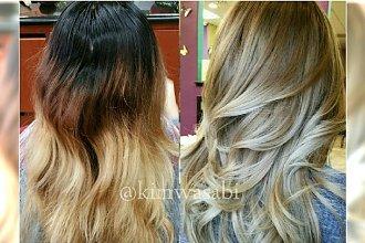 Wyblakły kolor, odrosty, smętne włosy? Te metamorfozy natchną cię do zmiany!