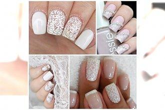 Propozycje na ślubny manicure
