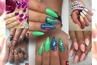 Poznaj najgorętsze trendy ze świata manicure - galeria pełna perełek!