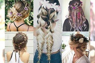 Daj się uwieść letnim trendom! Postaw na fryzury z kwiatami i zaurocz wszystkich dokoła siebie!