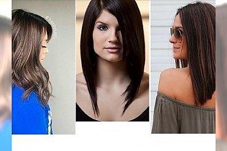 Cieniowany long bob - fryzura, która nigdy nie wyjdzie z mody