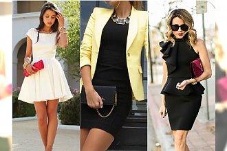 Czarna lub biała sukienka na wesele - wypada czy nie?