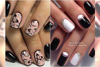 20 pomysłów na elegancki manicure. Te wzorki na paznokcie to prawdziwe cacko!