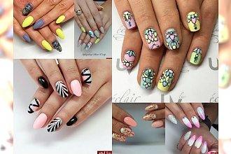 Galeria manicure - najnowsze, mega gorące trendy!