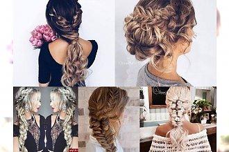 Urocze fryzurki z długich włosów - najlepsze inspiracje 2016!