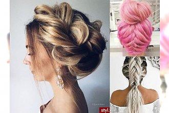 Fryzurki z długich i półdługich włosów – idealne na wiosnę i lato!