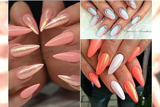 Wzory na paznokcie hybrydowe - najpiękniejsze kolory i motywy