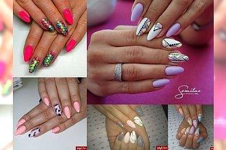 Poznaj najbardziej urocze, dziewczęce inspiracje manicure na ten sezon!