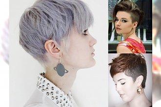JESIEŃ 2016: krótkie fryzury, czyli czarujący fryzjerski trend!