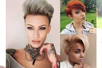 HOT GALERIA! Odkryj stylowe fryzurki dla krótkich włosów!