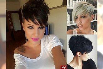 Krótkie fryzurki dla charyzmatycznych kobiet! Odkryj największe perełki!