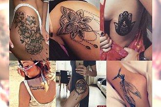 Duża galeria kobiecego tatuażu - najgorętsze wzory, które pokochacie!