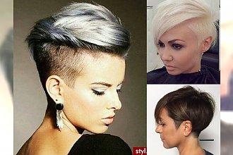 Krótkie fryzurki 2017! Przegląd najnowszych fryzjerskich trendów!