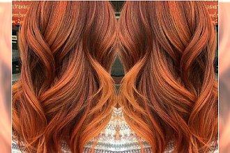Supermonde kolory włosów do wypróbowania jesienią: pumpkin spice i pumpkin latte