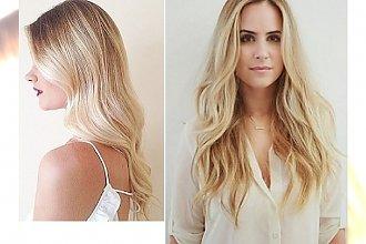 Maślany blond - jasny, a jednocześnie ciepły odcień, w którym zakochasz się od pierwszego wejrzenia