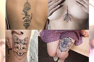 15 tatuaży dla charyzmatycznych kobiet! Odkryj z nami najnowsze trendy ze świata tatuażu!