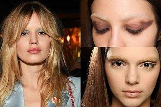 Rozjaśnione brwi - trend w makijażu 2016/2017. Piękne czy dziwne?