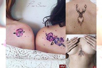 Przegląd trendów tatuażu: ekstremalnie wyśmienite inspiracje, które nigdy nie wyjdą z mody!