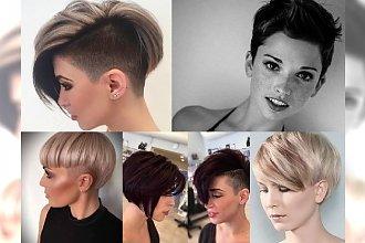 Przegląd cięć dla krótkich włosów - stylowe TRENDY 2017!
