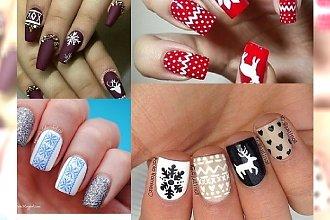 Norwegian Style - zimowe, norweskie wzorki na paznokcie, które musicie wypróbować!