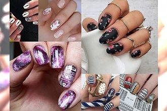 30 wzorków manicure, które pokochasz! Mega urzekająca galeria trendów 2017!