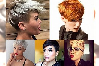 Galeria krótkich kobiecych fryzur - najnowsze inspiracje!
