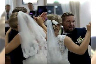 Najlepszy POLSKI pierwszy taniec, jaki kiedykolwiek widzieliście! Niespodzianka od pana młodego