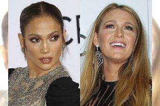 Jennifer Lopez i Blake Lively wygrywają People's Choice Awards TYMI SUKIENKAMI. Która lepiej?