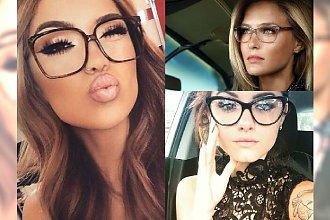 Modne okulary 2017: Nie chcesz nosić okularów? Te oprawki sprawią, że zmienisz zdanie!