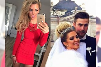 Gwiazda Eurowizji wyszła za mąż! Suknia? Jak dla prawdziwej księżniczki!