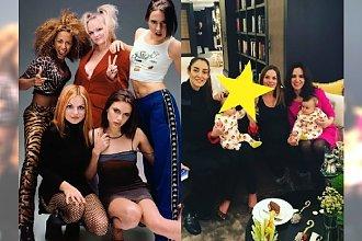 Geri Galiwell urządziła baby shower! Pojawiła sie na nim TYLKO JEDNA ze Spice Girls
