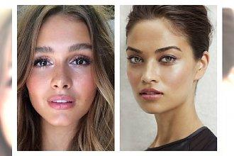 Delikatny dziewczęcy makijaż- natural look jest na topie!