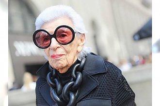 95- letnia ikona stylu? Czy to możliwe?  Zobaczcie tę prawdziwą kobietę z klasą!