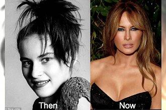 Tak wyglądała kiedyś Melania Trump. Bardzo się zmieniła?