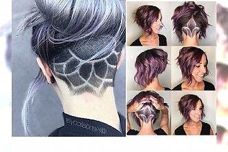 Undercut, czyli fryzury ze stylowo wygolonym tyłem głowy