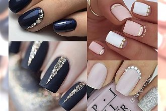 Classy Nail Art - eleganckie wzory manicure na każdą okazję