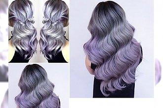 Silver Levander Hair: lilie i szarość to połączenie roku. Sprawdźcie, jak stylowo wygląda!