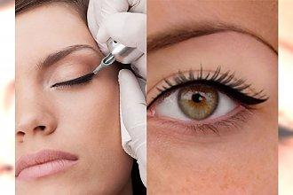 Permanentna kreska na oku - Czy warto? Ile kosztuje zabieg i czy jest bolesny? Odpowiadamy na nurtujące pytania