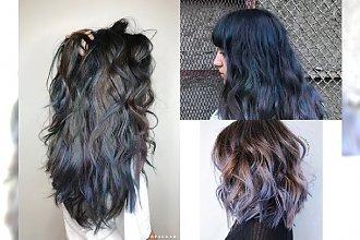 OCEANIC BRUNETTE - gorąca nowość w koloryzacji. Zabłyśnij nietuzinkową fryzurą i postaw na stylowy look!