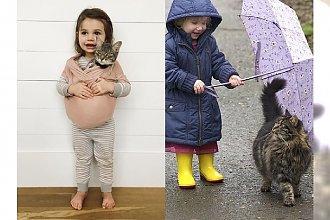 Najpiękniejsza galeria zdjęć dzieci i ich przyjaciół kotów. Zabawne i wzruszające! #6 to nasze ulubione