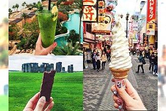 Z pozoru proste zdjęcia.... Ale konto tej dziewczyny na Instagramie  zdobywa serca internautów BŁYSKAWICZNIE! Miłość do podróży i jedzenia w jednym