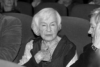 Nie żyje Danuta Szaflarska. Wybitna aktorka zmarła w wieku 102 lat