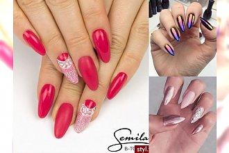 Niesamowicie dziewczęce, uniwersalne inspiracje manicure! TA GALERIA CIĘ OCZARUJE!