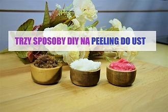3 sposoby na domowe peelingi do ust - zmiękczają wargi i poprawiają ich koloryt