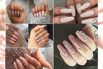 Beżowy manicure - galeria najpiękniejszych propozycji