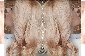 Biszkoptowy blond - modny kolor włosów na wiosnę, któremu się nie oprzecie!