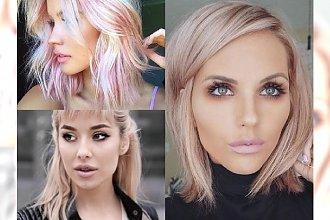 PINK BLOND - najlepsze fryzurki w kolorze blond z różowymi refleksami. Przygotuj się na wiosnę!